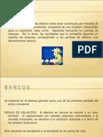 B a N C O S (Conciliacion Bancaria)