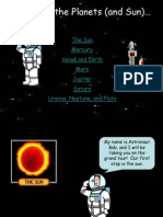 Space Powerpoint