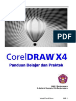 Modul Corel Draw X4