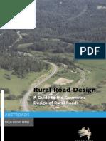 Rural Road Design