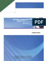 HSDPA Performance Management