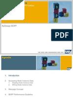BOPF Basic Training - 03 Implementation of BOPF Entities