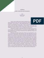 Analisis Autokorelasi Dan Penerapannya