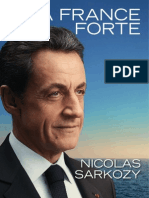 Profession de Foi de Nicolas Sarkozy - Election Présidentielle 2012 - Premier Tour