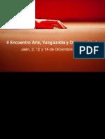 Catalogo II Encuentro Arte Vanguardia y Discapacidad Copia