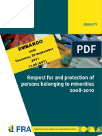 2011Respect Protection Minorities FRA
