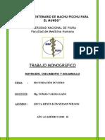 Fecundacion in Vitro Monografia
