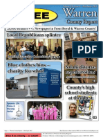 The Mid April, 2012 edition of Warren County Report