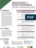 CEMACAM Torre Guil-Murcia. Introducción a la Agricultura Ecológica. Mayo 2012. Obra Social. CAM