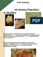 Artes - Pre-Historia Para Blog