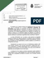 Autorización de los Sprays en los Transportes Publicos de Cataluña para los vigilantes de seguridad