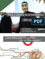 Etica Informacion