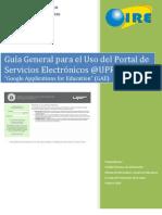 Guia General Para El Uso Del Portal de Servicios Electronicos UPR-EDU