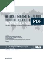 Global Metro Monitor