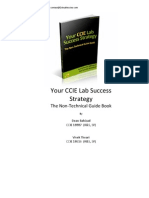 Your CCIE Lab Success Strategy