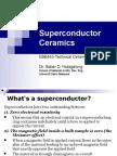 Chapter 7-Superconductor Ceramics