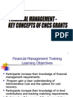 Key Concepts Fin Mgmt