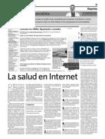 Salud en Internet