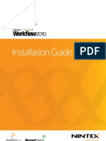 NW2010 Installation Guide English