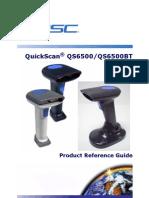 PSC QS6500 Manual