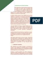 Características Das Plantas Daninhas