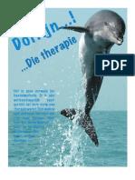 Dolfijntherapie