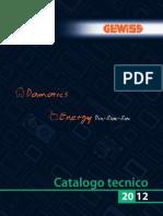 Catalogo Tec Nico 2012