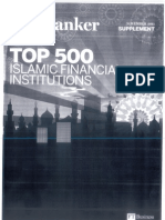 The Banker 500 Islamic Financial Institutions Volume 1