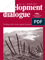 Development Dialogue no.55