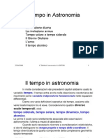 10 Il Tempo in Astronomia Copy
