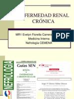 ENFERMEDAD RENAL CRÓNICA