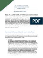 monetarypolicyofrbi-111016073014-phpapp01