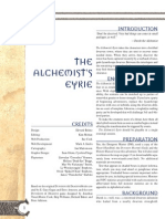 3E Dungeons and Dragons the Alchemist's Eyrie