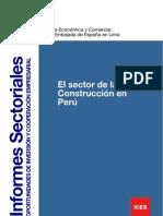 Estudio del Mercado de la Construccion 2010 perú