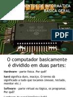 Curso Básico de Informática - Gerais de Windows