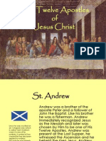 Apostles Symbols
