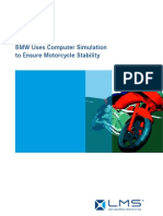 BMW Motorcycle Stability