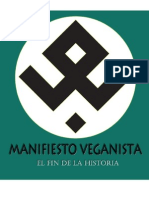 Manifiesto Veganista