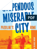 Stupendous, Miserable City- Pasolini's Rome 1