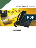 Alcatel Omini Manual First Reflexes En