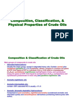 Composition of Petroleum