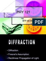 PHY 121
