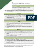 Volunteer Engagement Standards