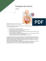 Fisiopatogenia de La Diarrea