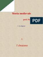 Storia Medievale - 1. Le Religioni