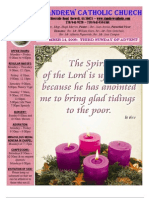 December 14, 2008 Bulletin
