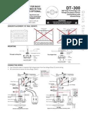 Wattstopper Dt Wiring Diagram. . Wiring Diagram on
