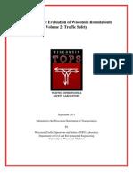 WI Roundabout Evaluation Volume 2 Safety.pdf