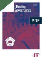 ISACA - Board Briefing on IT Governance 2nd Ed - LER Resumidamente