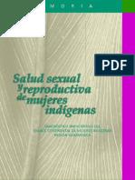 Salud Sexual y Reproductiva de Mujeres Indígenas